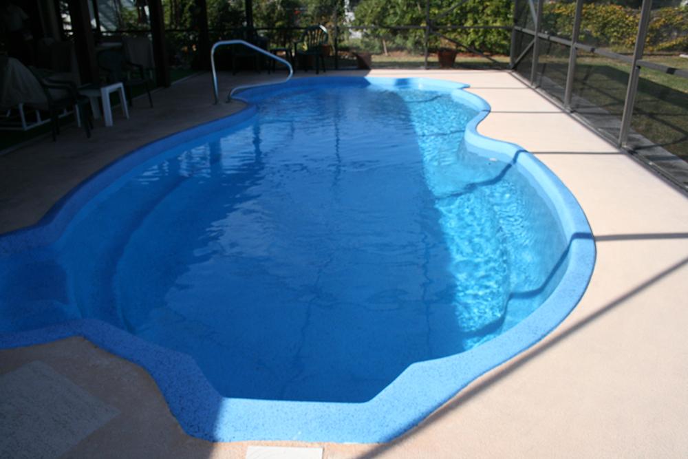 Florida residential pool resurfacing aqua guard 5000 - Pool restoration ...
