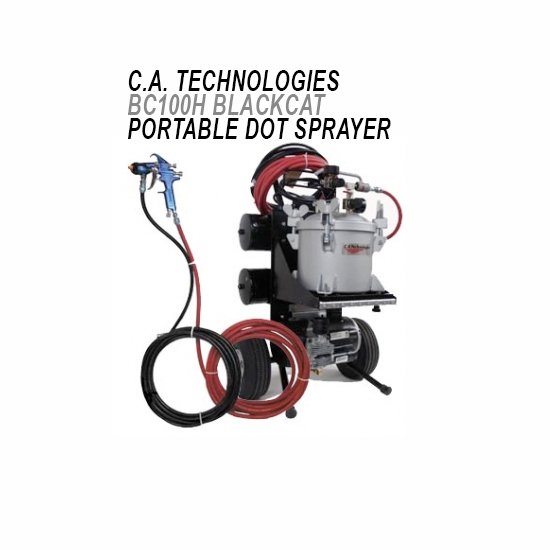Black Cat Portable Dot Sprayer