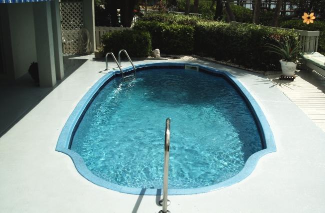 Residential Pool Refinishing - Aqua Guard 5000