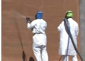 Car Wash Epoxy Paint - Resurfacing and Restoration