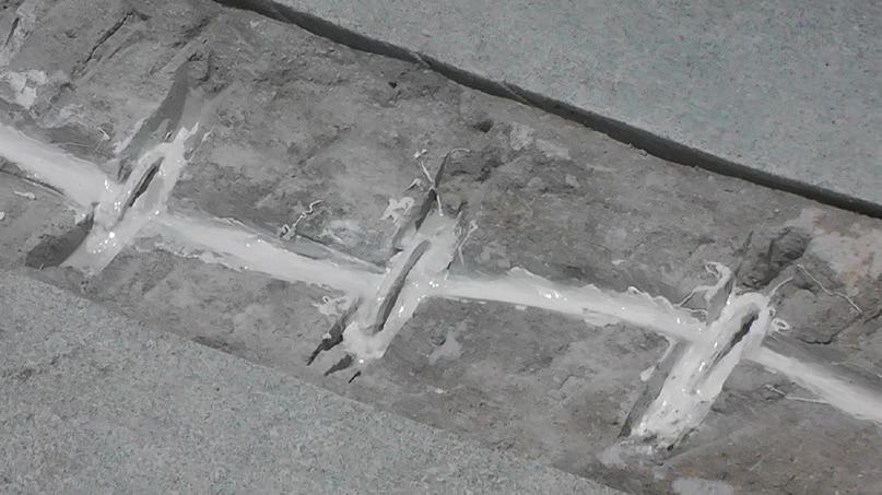 how to repair a pool crack aqua guard 5000
