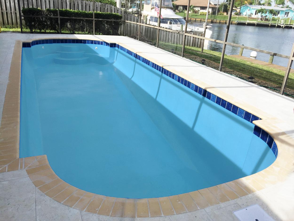 Aquaguard 5000 Colors Swimming Pool Paint Finishes