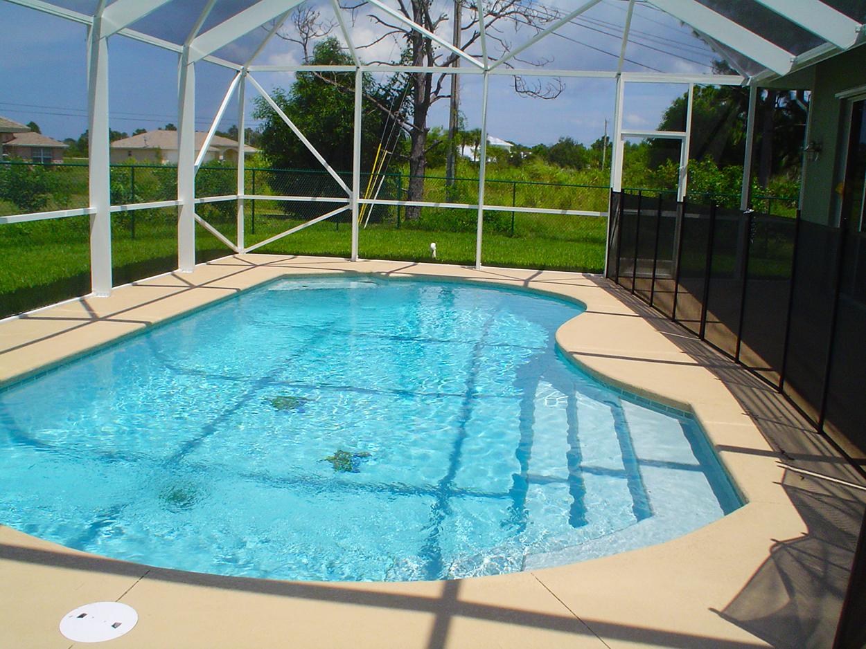 Pool repair and restoration with aquaguard 5000 epoxy pool paint aqua guard 5000 - Pool restoration ...