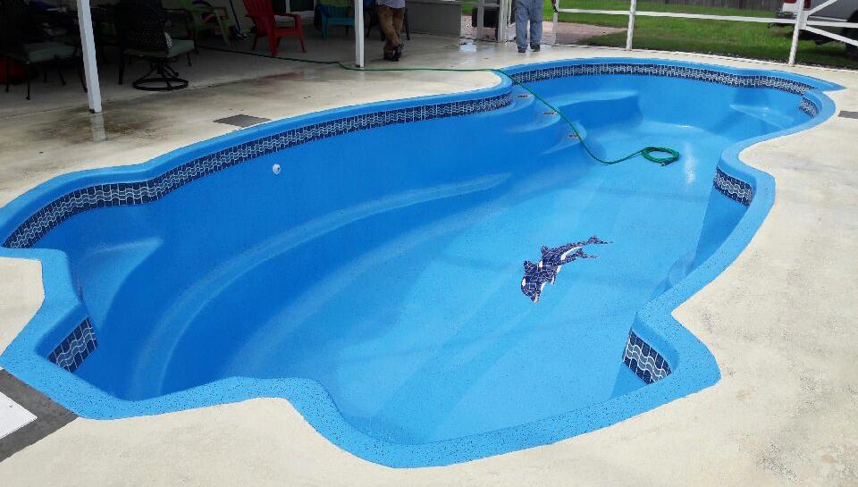 Fiberglass Pool Resurfacing Aqua Guard 5000