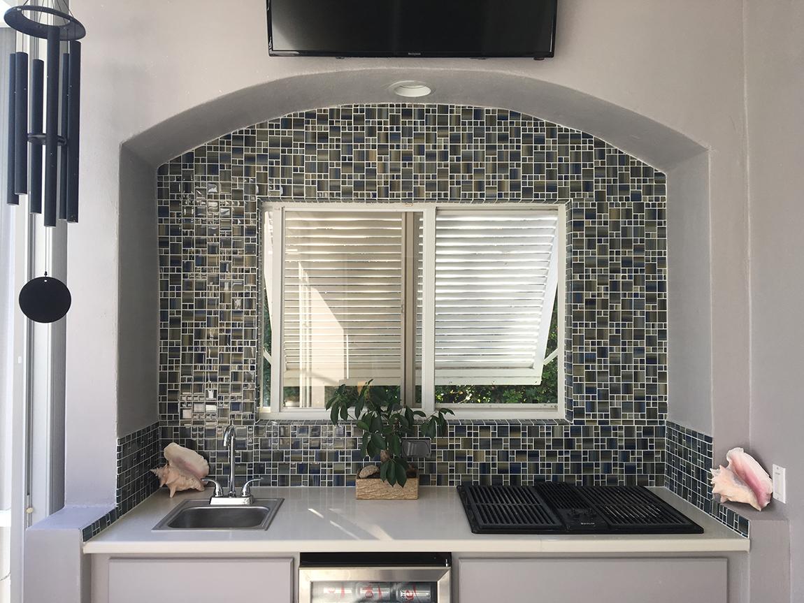 outdoor-kitchen-tile - Aqua Guard 5000