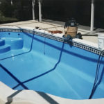 Residential Pool Resurfacing with AquaGuard5000 Epoxy Pool PAint