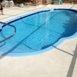 Pool restoration and resurfacing