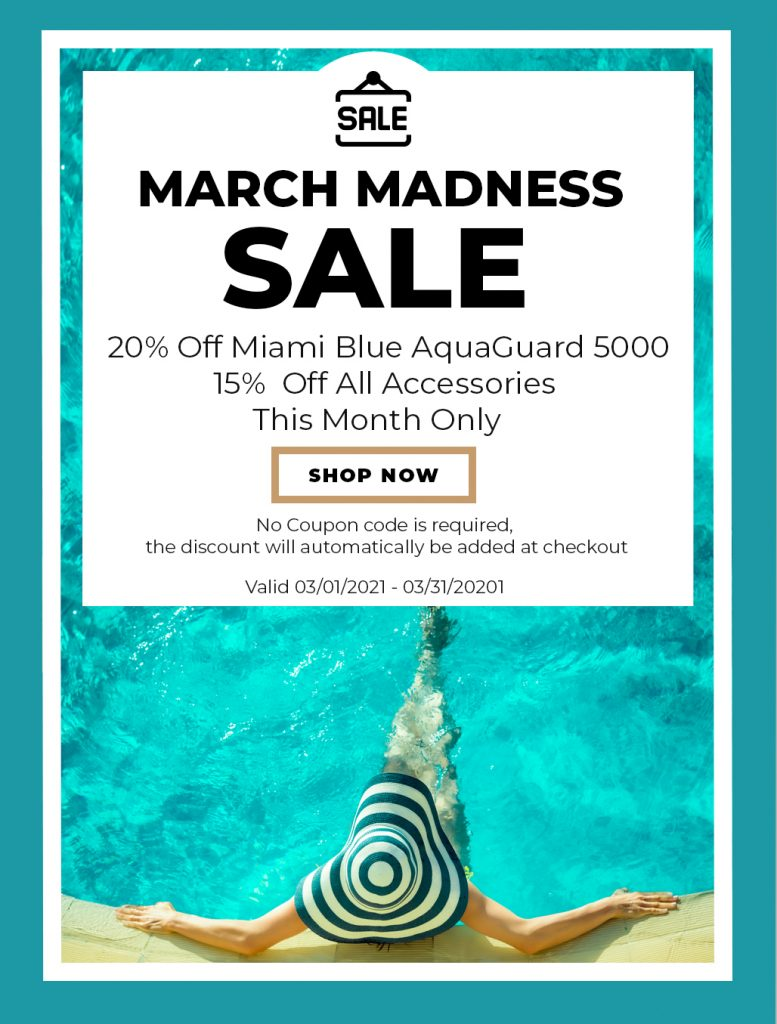 March Madness sale AD