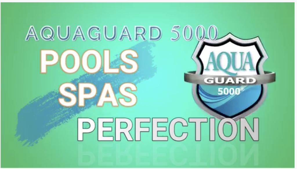 Aquaguard 5000 Pool Paint video review