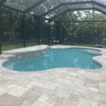 Pool Repair, restoration and Paver Deck installation